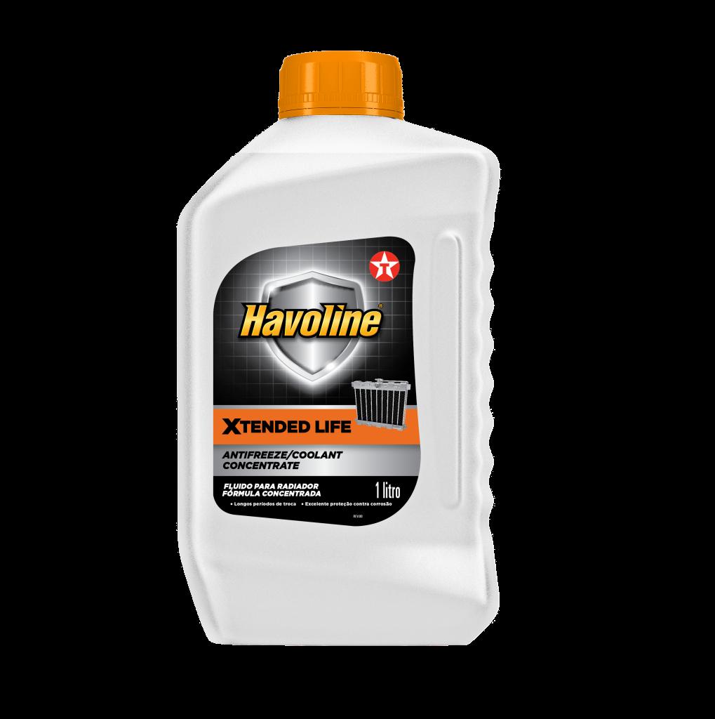 Havoline Xtended Life Antifreeze Coolant