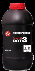 Fluido para Freio Super HD DOT 3