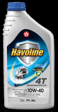 Havoline 4T Semissintético SAE 10W-40
