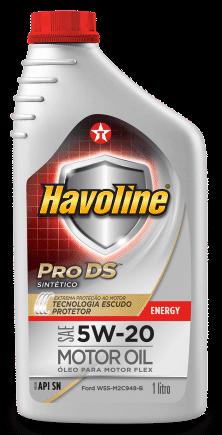 Havoline Energy SAE 5W-20