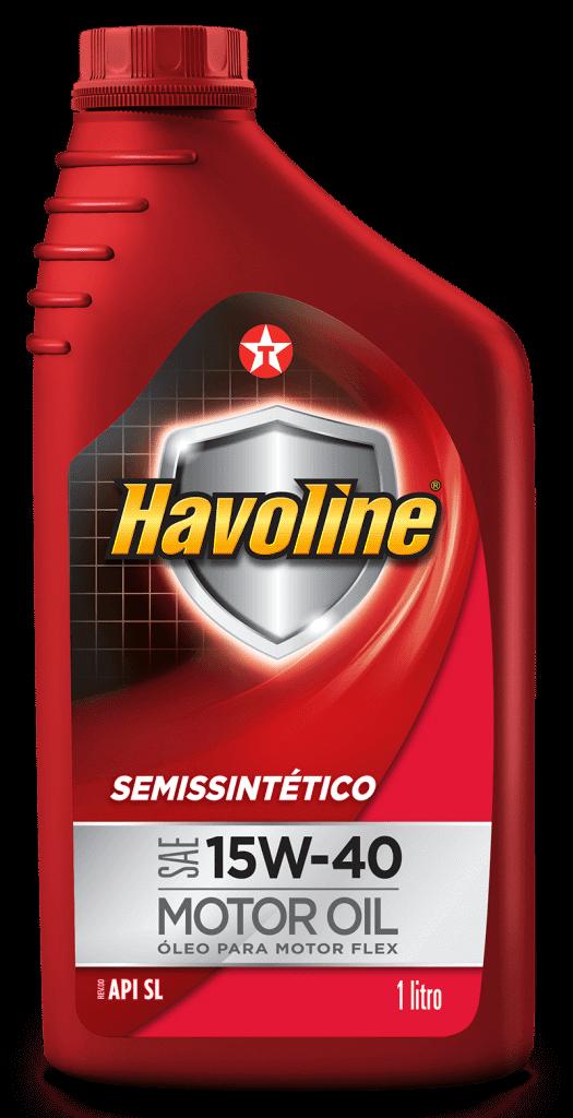 Havoline Semissintético API SL SAE 15W-40