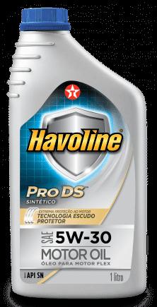 Havoline Sintético SAE 5W-30