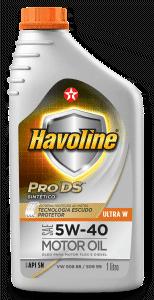 Havoline Ultra W SAE 5W-40