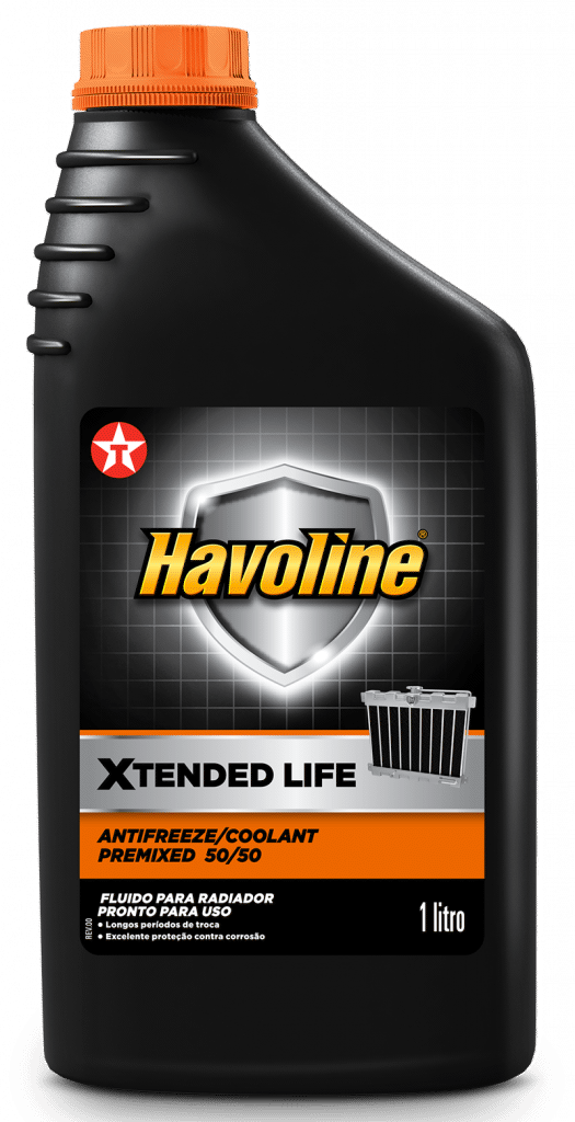 havoline xtended life antifreeze coolant 50 50 texaco. Black Bedroom Furniture Sets. Home Design Ideas
