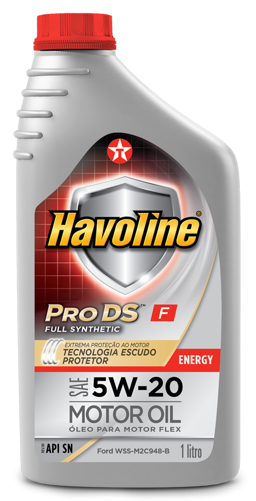 Havoline Energy F SAE 5W-20