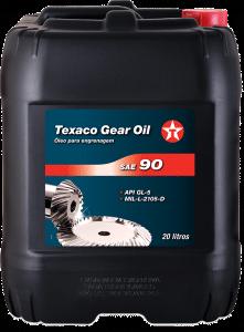 Texaco Gear Oil 90