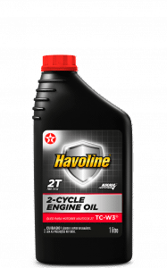 Havoline 2-Cycle Engine Oil TC-W3®