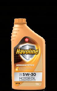 Havoline Semissintético SAE 5W-30