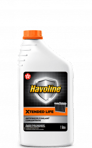 Havoline Xtended Life Antifreeze Coolant