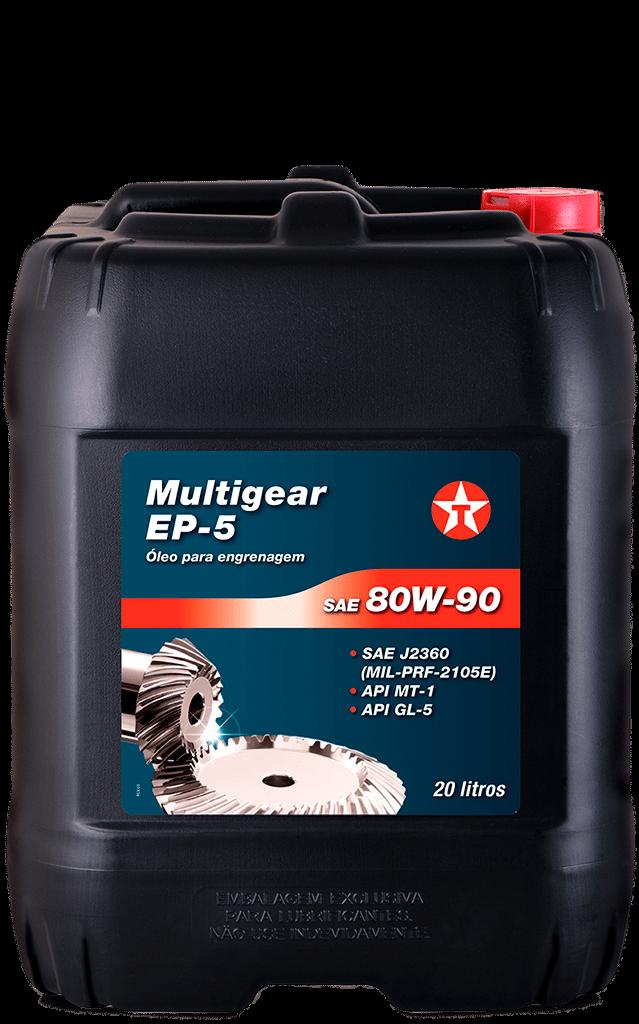 Multigear EP-5 SAE 80W-90