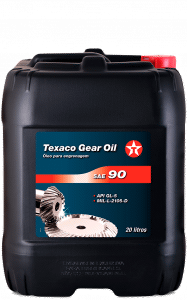 Texaco Gear Oil 90