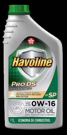 HAVOLINE PRODS FULL SYNTHETIC API SP SAE 0W-16