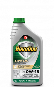HAVOLINE PRODS FULL SYNTHETIC API SP SAE 0W-16