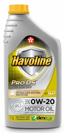 HAVOLINE PRODS FULL SYNTHETIC API SP SAE 0W-20