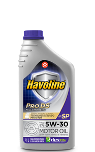 HAVOLINE PRODS FULL SYNTHETIC API SP 5W-30