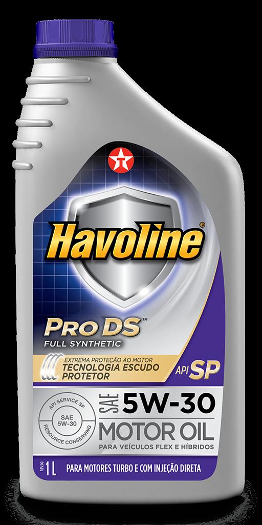 HAVOLINE PRODS FULL SYNTHETIC API SP 5W-30